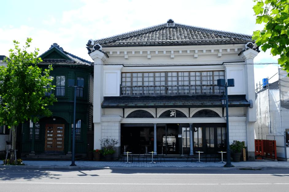 太刀川家住宅店舗